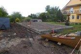 Výstavba bungalovu v Železnici