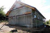Průběh výstavby rodinného domu 6+kk v obci Železnice na Jičínsku