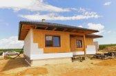 Montáž bungalovu 3+1 v obci Převýšov nedaleko Chlumce nad Cidlinou