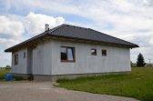 Průběh výstavby bungalovu 4+kk na zelené louce v obci Lípa nad Orlicí