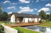 Vizualizace projektu bungalovu Uno 1