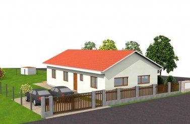 Rodinný bungalov Krakovany