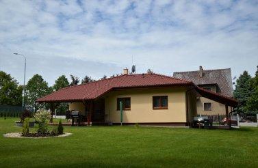 Nízkoenergetický rodinný dům 3+kk v obci Velenka