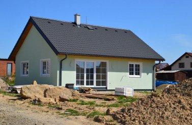 Útulný bungalov 3+kk v obci Bezděkov nad Metují