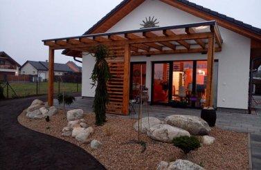 Moderní bungalov 4+kk na Broumovsku