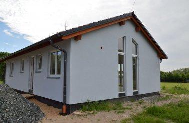 Rodinný dům 4+kk v obci Mcely