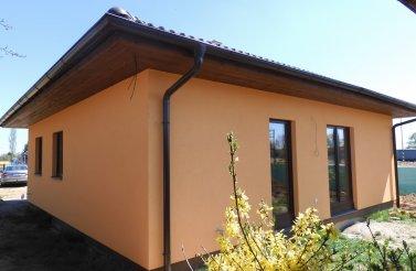 Rodinný bungalov 4+kk v obci Mimoň
